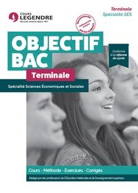 Joëlle Toussaint - Spécialité Sciences Economiques et Sociales Terminale - Cours, méthode, exercices, corrigés.