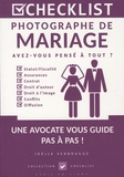 Joëlle Verbrugge - Checklist photographe de mariage.
