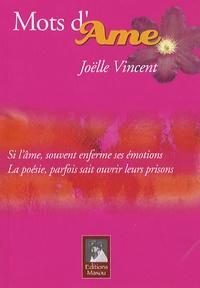 Joëlle Vincent - Mots d'Ame.