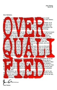 Joey Comeau et Geri Jewell with Ted Nichelson - Overqualified.