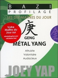 Joey Yap - Geng - Métal Yang.