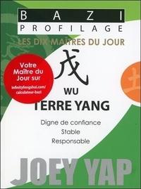 Joey Yap - Wu - Terre Yang.