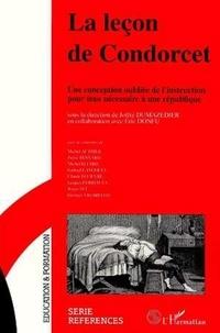 Joffre Dumazedier - La leçon de Condorcet.