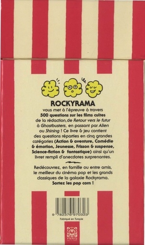 Rockyrama le jeu. 500 questions de cinéma pop corn