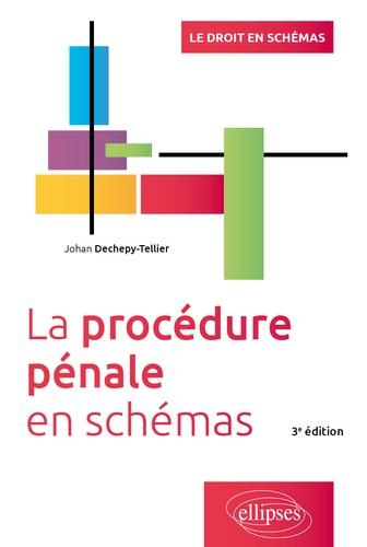 La procédure pénale en schémas 3e édition