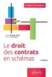 Johan Dechepy-Tellier et Johanna Guillaumé - Le droit des contrats en schémas.