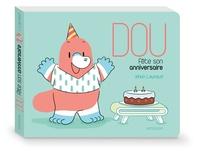 Johan Leynaud - Dou fête son anniversaire.