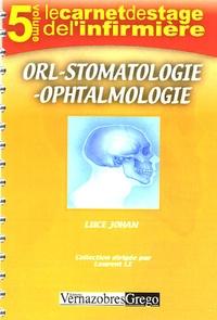 Johan Luce - Ophtalmologie ORL Stomatologie.