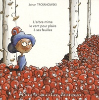 Johan Troïanowski - L'arbre mime le vent pour plaire à ses feuilles.