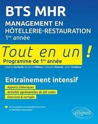 Johan Yorulmus et Paul Segond - Management en Hôtellerie-Restauration BTS 1re année.
