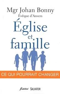 Eglise et famille : ce qui pourrait changer - Suici de deux contributions de Philippe Bacq, sj.pdf