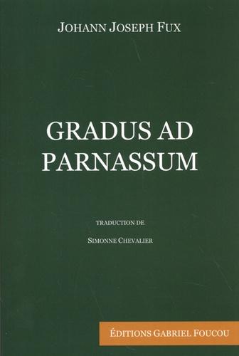 Gradus ad Parnassum. Manuel pour la composition régulière de la musique