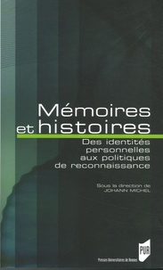 Galabria.be Mémoires et histoires - Des identités personnelles aux politiques de reconnaissance Image