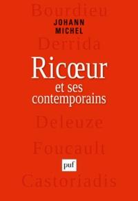Deedr.fr Ricoeur et ses contemporains - Bourdieu, Derrida, Deleuze, Foucualt, Castoriadis Image