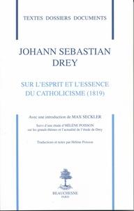 Feriasdhiver.fr Sur l'esprit et l'essence du catholicisme (1819) Image