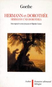 Johann Wolfgang von Goethe - Hermann et Dorothée.