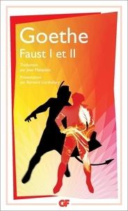 Johann Wolfgang von Goethe - La bibliothèque idéale des 50 ans GF Tome 33 : Faust I et II.