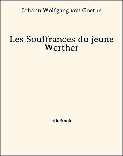 Les Souffrances du jeune Werther - Johann Wolfgang von Goethe - 9782824708249 - 0,00 €