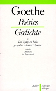 Johann Wolfgang von Goethe - .