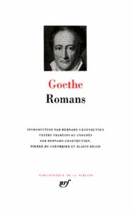 Romans - Johann Wolfgang von Goethe | Showmesound.org