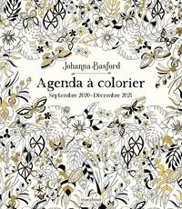 Johanna Basford - Agenda à colorier Johanna Basford.