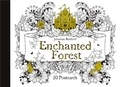 Johanna Basford - Enchanted Forest - 20 postcards.
