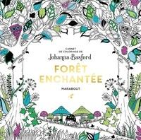Johanna Basford - Forêt enchantée.