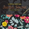 Johanna Basford - Jardin secret - Coloriages à gratter.