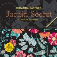 Johanna Basford - Jardin secret - Avec un stylet.