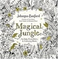Johanna Basford - Magical Jungle - An Inky Expedition and Coloring Book for Adults.