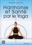 Johanna Bouanchaud - Harmonie et santé par le Yoga.