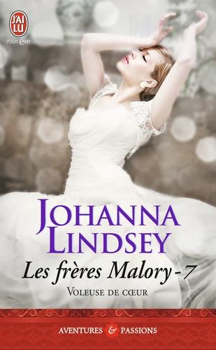 Johanna Lindsey - Les frères Malory Tome 7 : Voleuse de coeur.