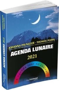 Johanna Paungger et Thomas Poppe - Agenda lunaire.
