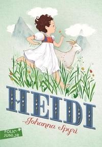 Johanna Spyri - Heidi.