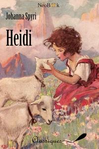 Ebooks grec gratuit télécharger Heidi par Johanna Spyri 9782368860854 ePub MOBI (Litterature Francaise)