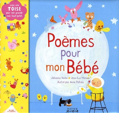 Johanna Venho et Jean-Luc Moreau - Poèmes pour mon Bébé.