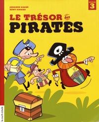 Johanne Gagné et Rémy Simard - Le trésor des pirates.