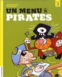 Johanne Gagné et Rémy Simard - Un menu de pirates.