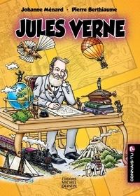 Johanne Ménard et Pierre Berthiaume - Connais-tu? - En couleurs 13 - Jules Verne.