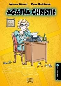 Johanne Ménard et Pierre Berthiaume - Connais-tu? - En couleurs 22 - Agatha Christie.