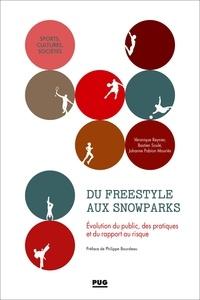 Johanne Pabion-Mouriès et Bastien Soulé - Du freestyle aux snowparks - Evolution du public, des pratiques et du rapport au risque.