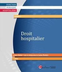 Johanne Saison - Droit hospitalier.