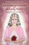 Johanne Therrien - Les enseignements de Lady Nada.