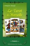 Johannes Fiebig et Evelin Buerger - Le Tarot de Marseille - Coffret contenant : 1 livre explicatif et un tarot de Marseille de 78 lames.