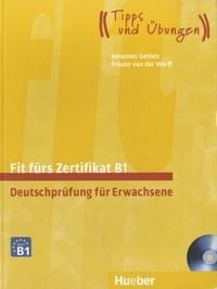 Johannes Gerbes - Fits fürs Zertifikat B1. 2 CD audio