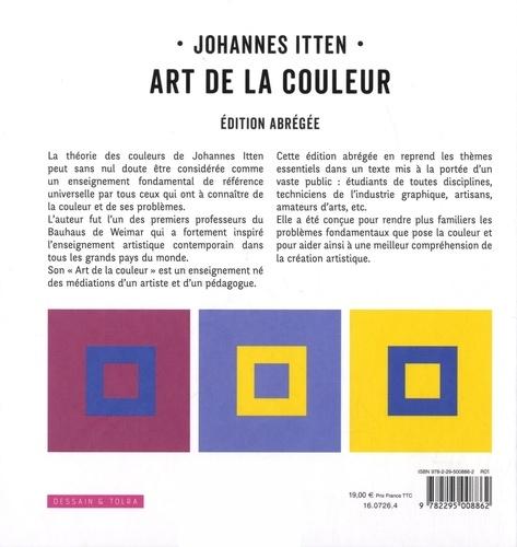 Art de la couleur. Edition abrégée