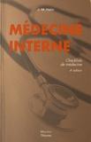 Johannes-Martin Hahn - Médecine interne - Checklists de médecine.