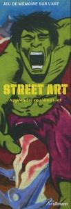 Johannes Stahl - Street Art, apprendre en s'amusant - Jeu de mémoire sur l'art.