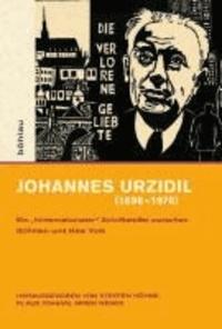 """Johannes Urzidil (1896-1970) - Ein """"hinternationaler"""" Schriftsteller zwischen Böhmen und New York."""