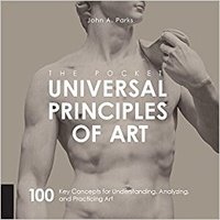 John A Parks - The pocket universal principles of art.